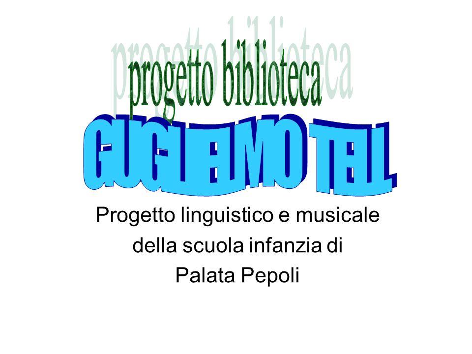 Progetto linguistico e musicale della scuola infanzia di Palata Pepoli