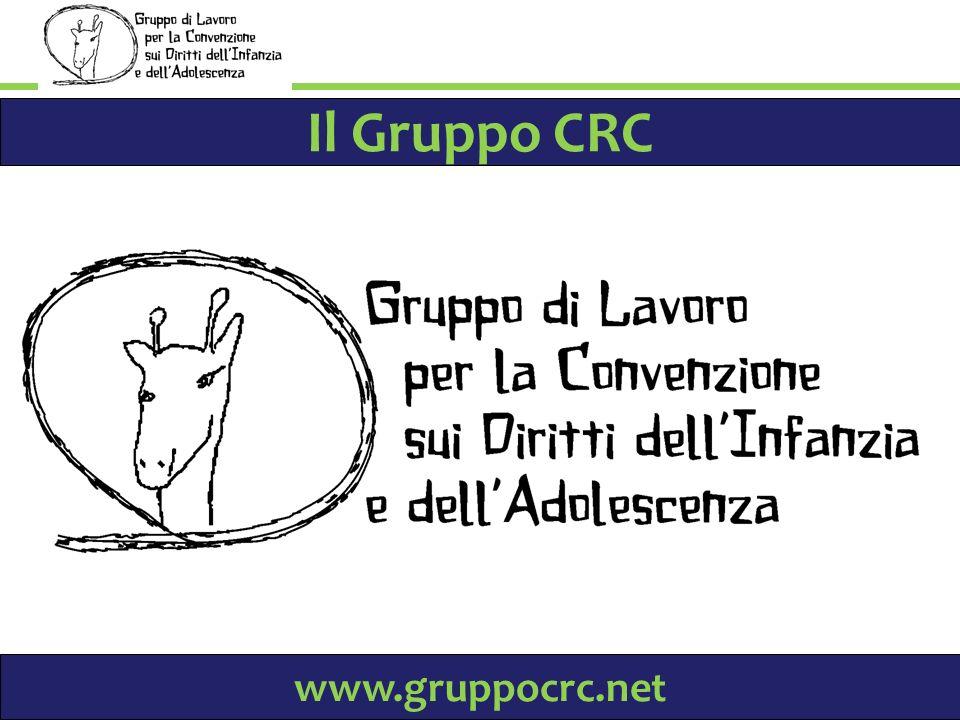 Il Gruppo CRC www.gruppocrc.net