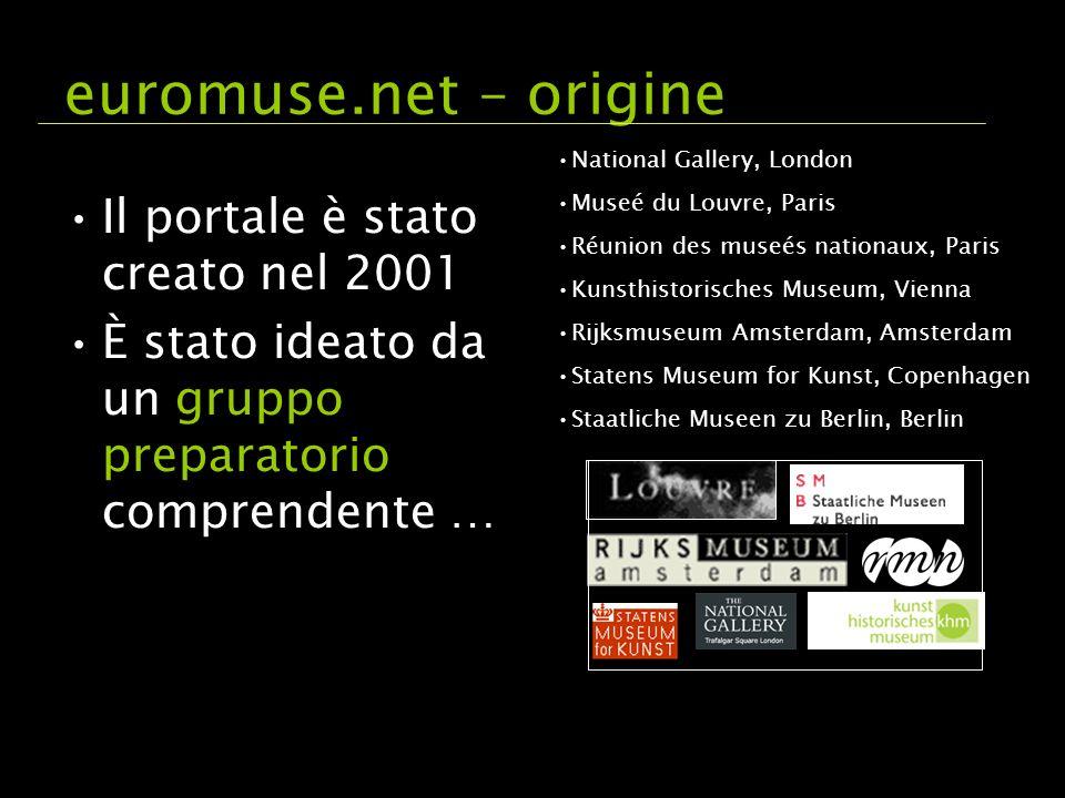 Per chi è pensato euromuse.net .