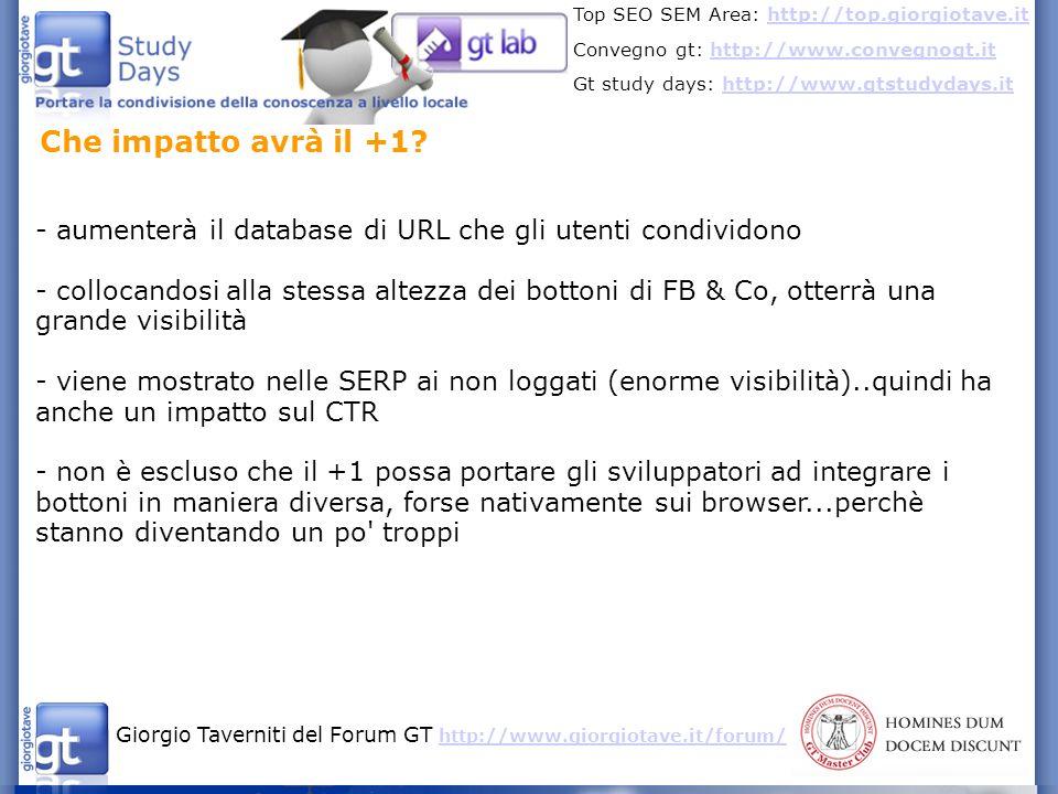 Giorgio Taverniti del Forum GT http://www.giorgiotave.it/forum/ http://www.giorgiotave.it/forum/ Top SEO SEM Area: http://top.giorgiotave.ithttp://top