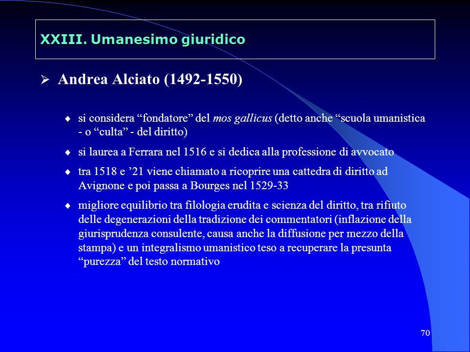 71 XXIII.