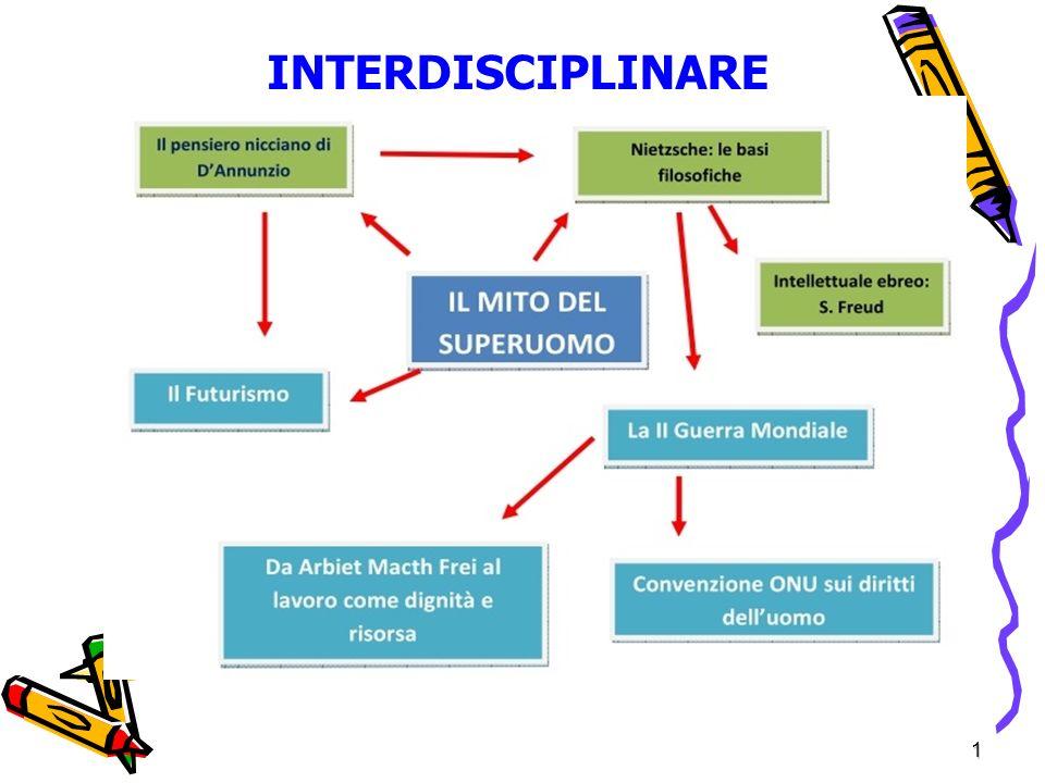 1 INTERDISCIPLINARE
