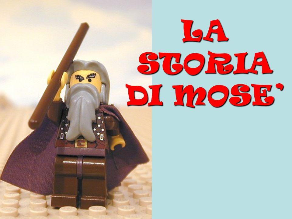 LA STORIA DI MOSE