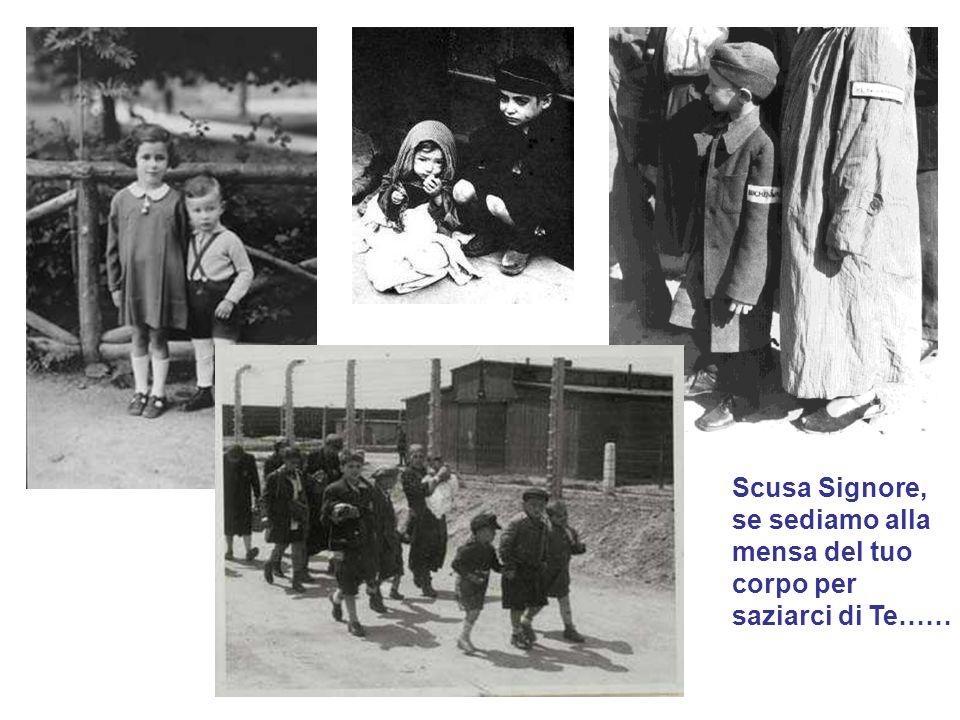 Ci hanno spiegato che con il passare del tempo, Auschwitz era diventato insufficiente per contenere tutte quelle persone, diventate ormai solo numeri per la macchina di sterminio del reich.