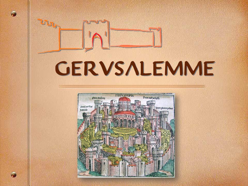 Gerusalemme Gerusalemme Città della Pace Città di Dio Città Santa