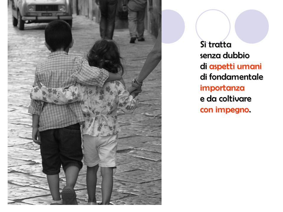 Ma nella trasmissione della fede in famiglia si compie anche un meraviglioso circolo di fede-amore tra genitori e figli.