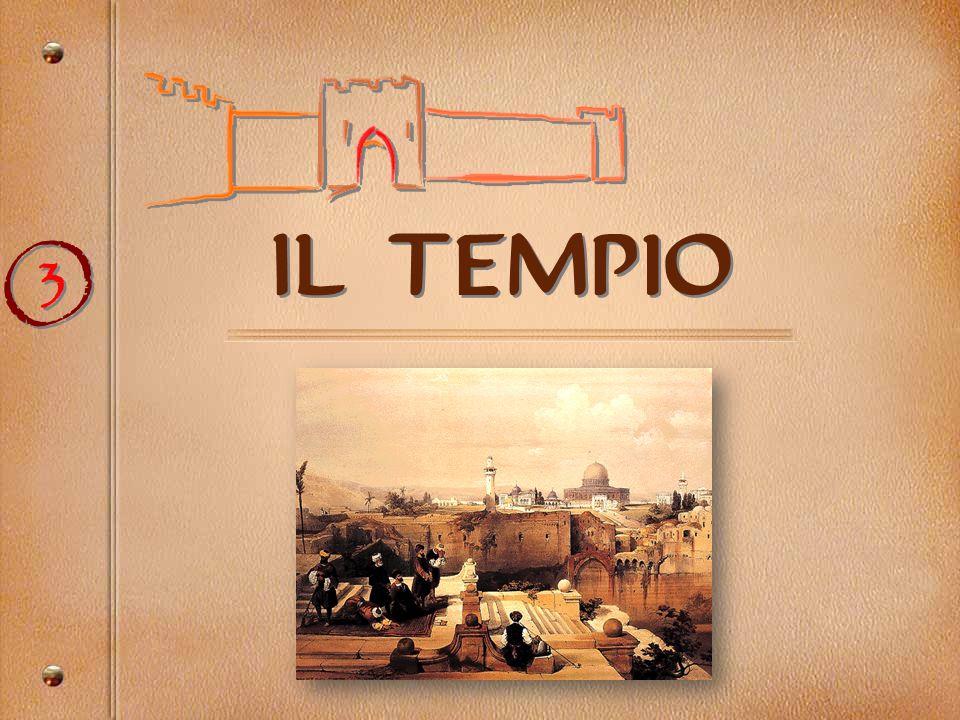 Gerusalemme l Tempio di Gerusalemme, in ebraico bet ha- mikdash, era l edificio centrale in cui aveva luogo il culto sacrificale.