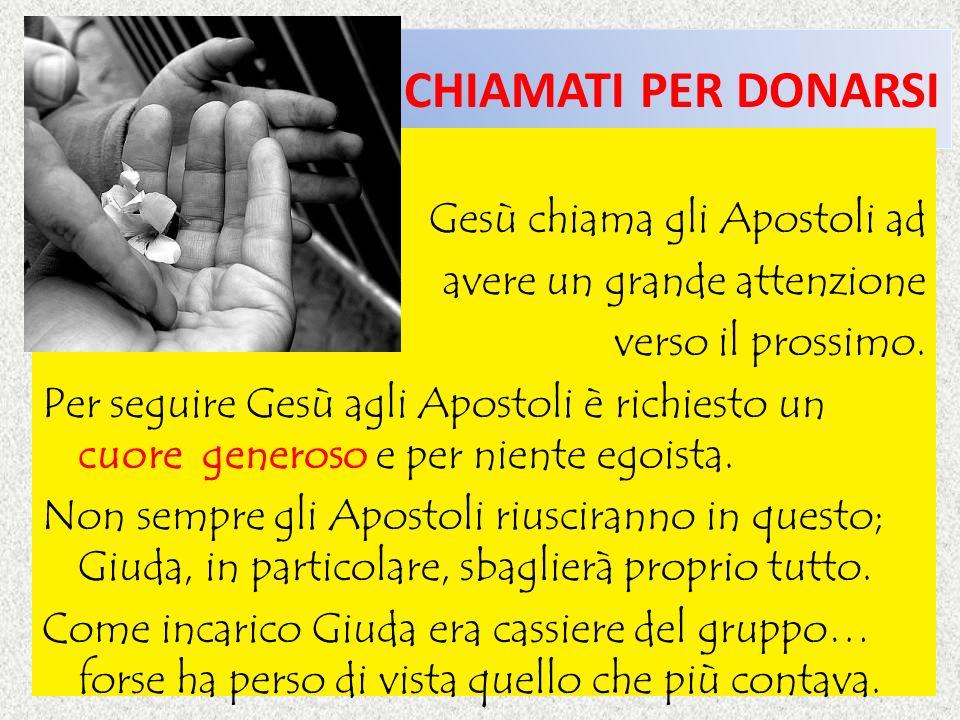 IL TRADIMENTO Uno dei Dodici, chiamato Giuda Iscariota, andò dai sommi sacerdoti e disse: «Quanto mi volete dare perché io ve lo consegni?».