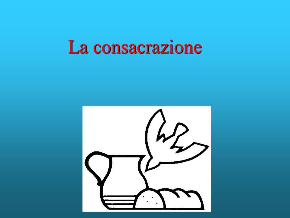 La consacrazione
