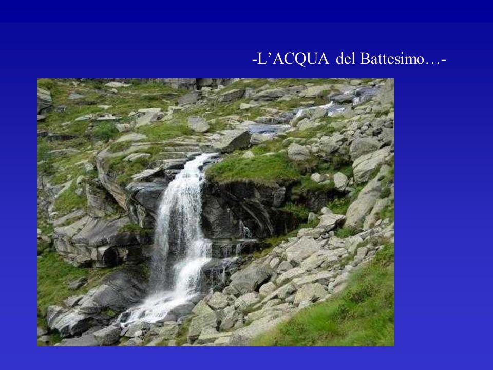 -LACQUA del Battesimo…-