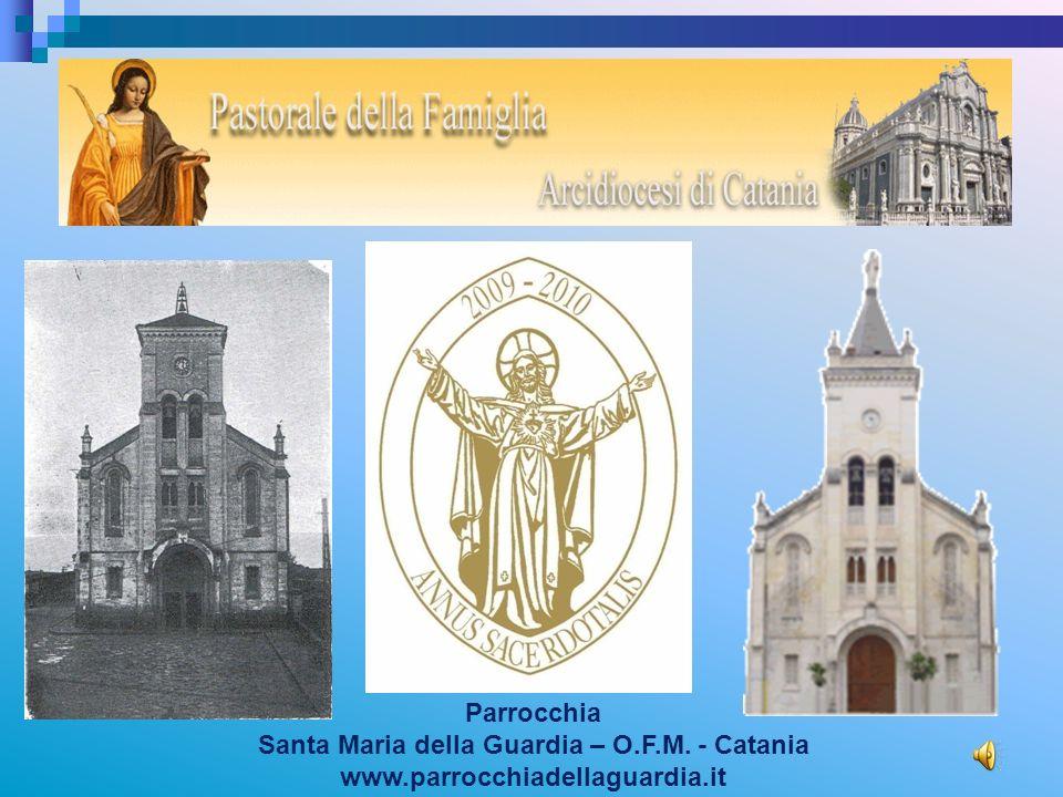 Parrocchia Santa Maria della Guardia – O.F.M. - Catania www.parrocchiadellaguardia.it RITARDO