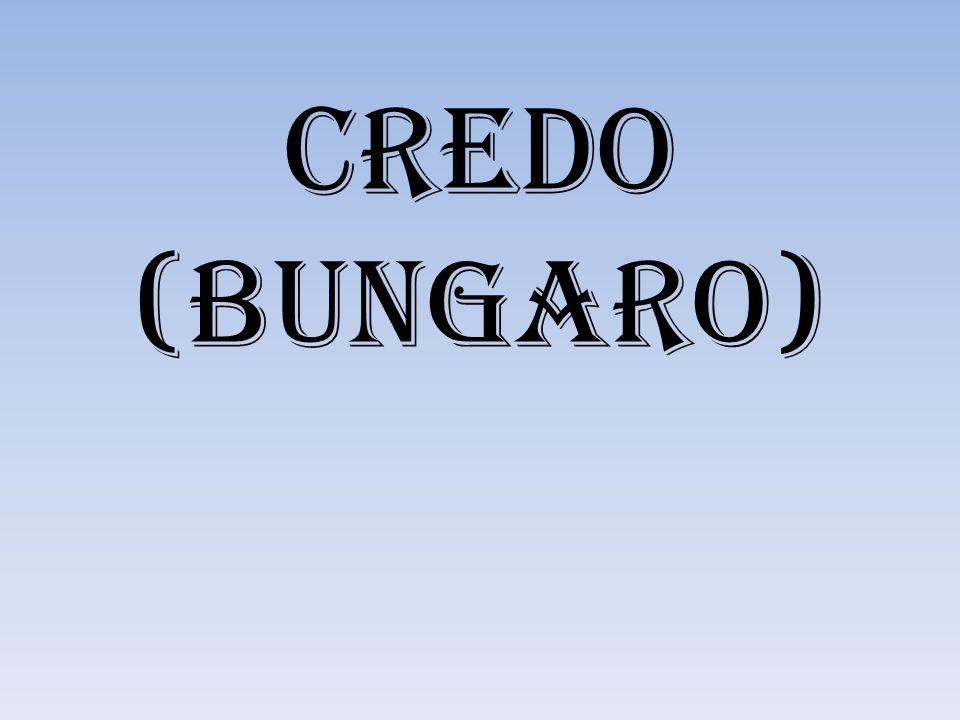 CREDO (Bungaro)