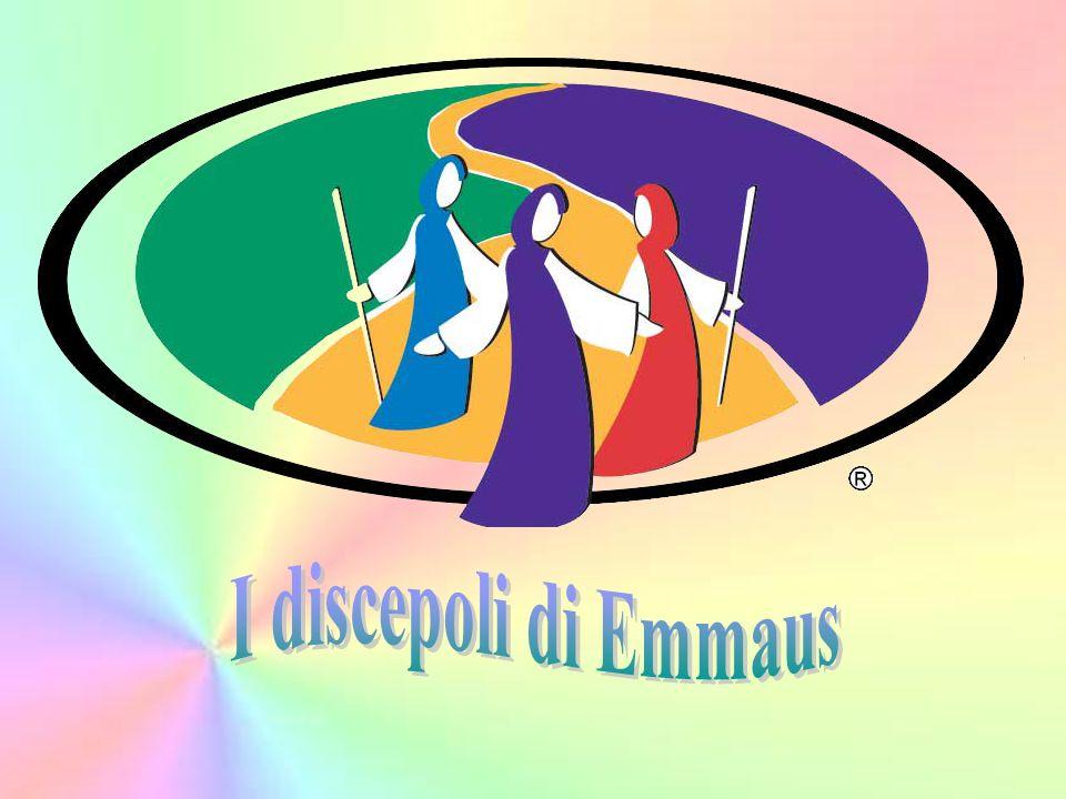 Dio chiede anzitutto alluomo che ascolti.Come accadde a quelli di Emmaus.