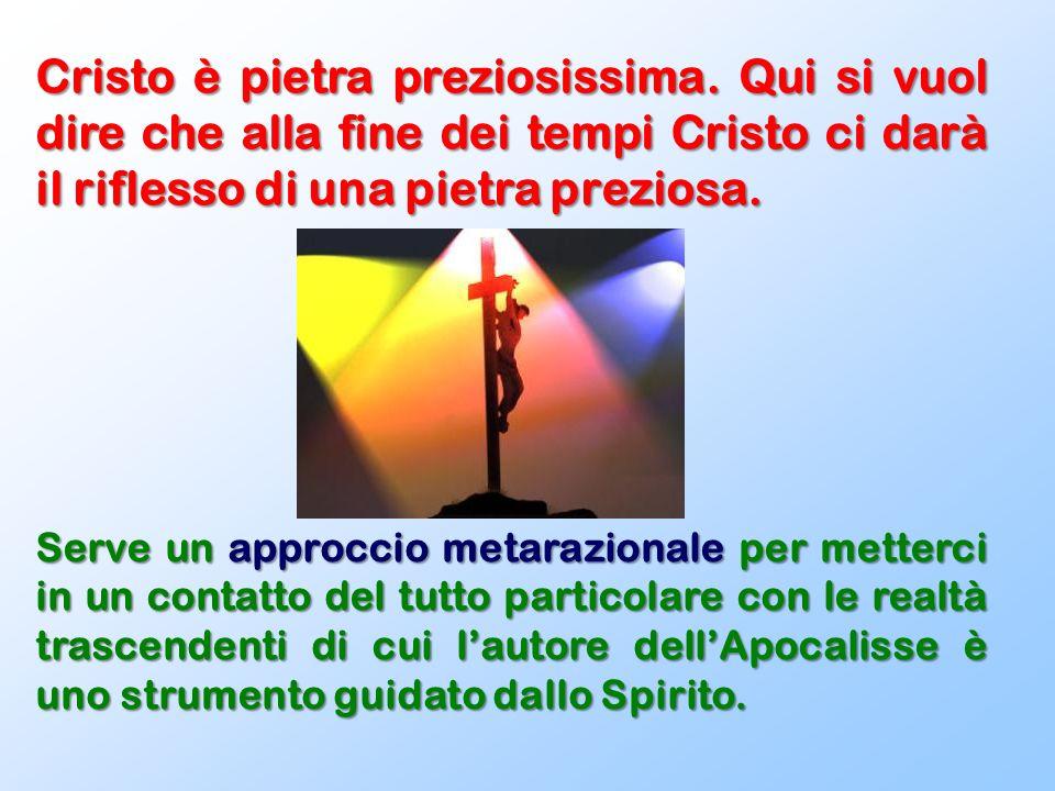 RittoVivo Come immolato Mortoerisorto Si può confrontare con Gv 20,20 in cui Gesù appare agli apostoli in piedi e mostra loro le mani e il costato, segni della passione.