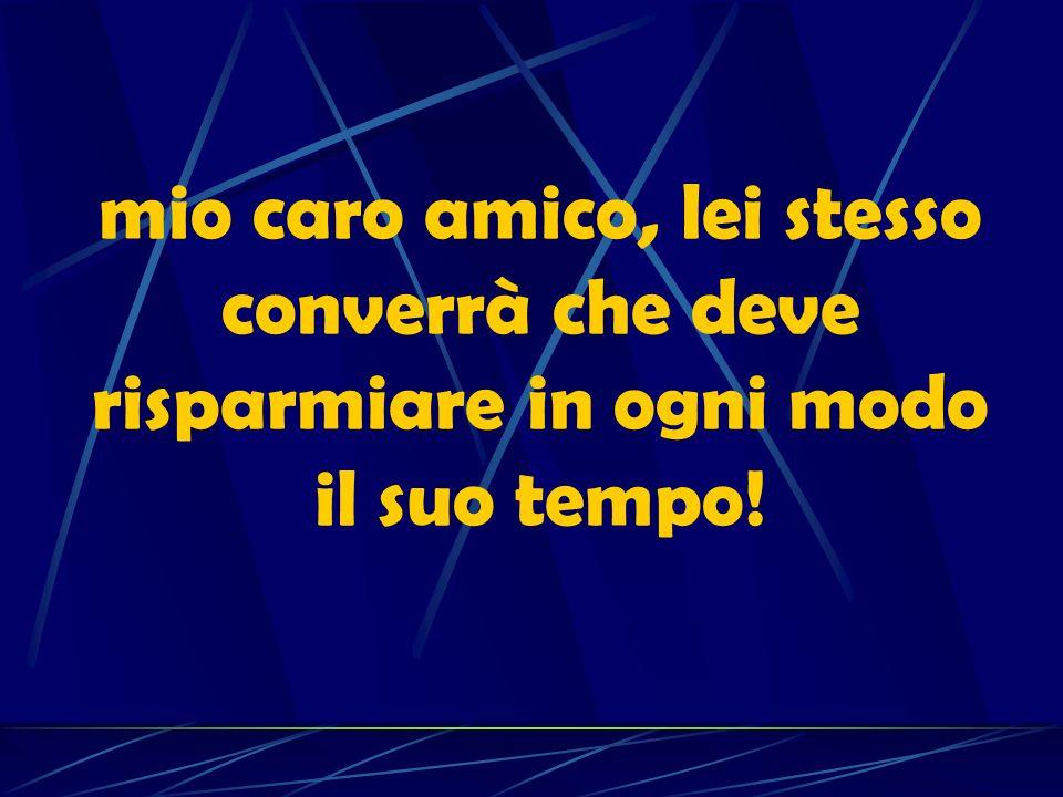 Il signor Fusi e il viscido signore Grigio continuò: «Bene, vedo che comprende, ora però le spiego tutta la procedura di crediti, debiti e vincoli...