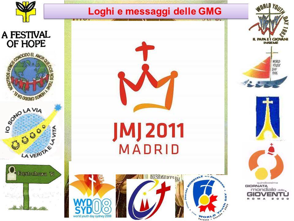 La GMG si svolge ogni due anni circa.