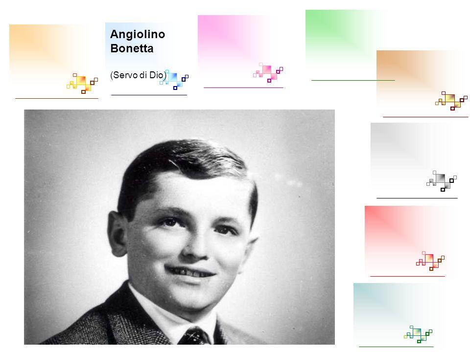Angiolino Bonetta (Servo di Dio)