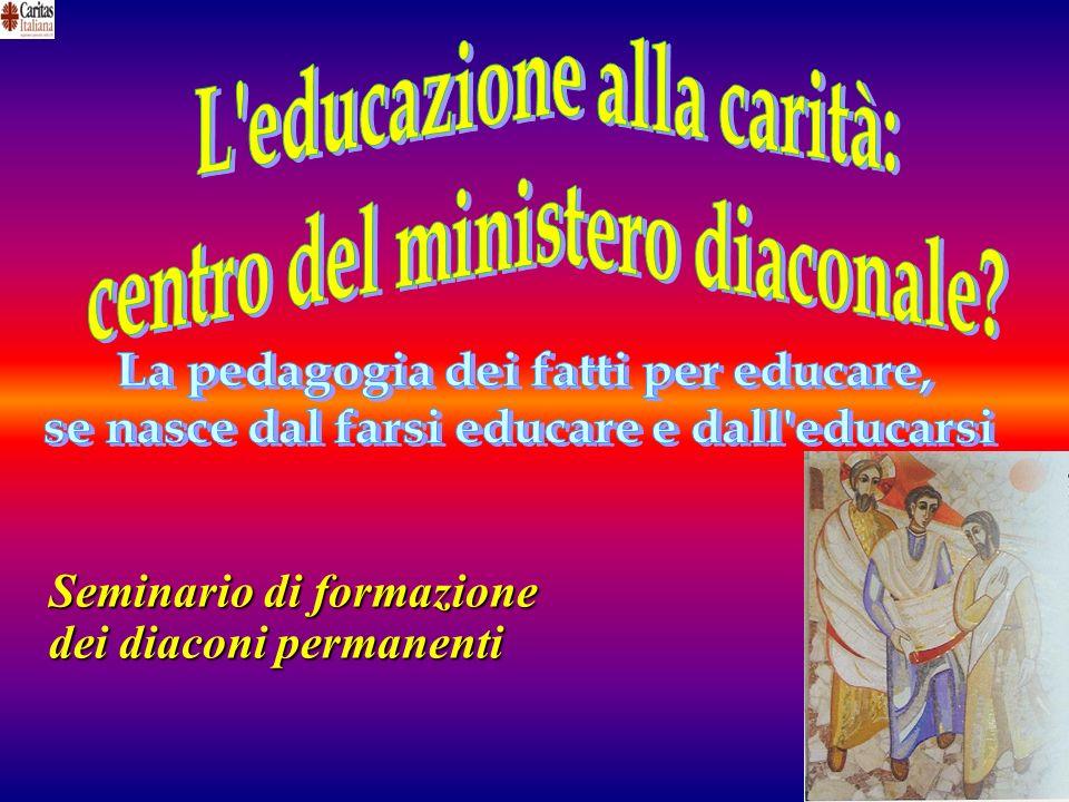 Seminario di formazione dei diaconi permanenti