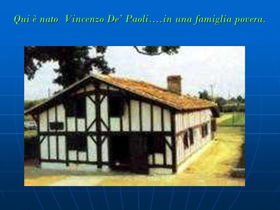 Vincenzo per soccorrere i poveri chiese aiuto ad alcune signore della borghesia e ad alcune dame della nobiltà.