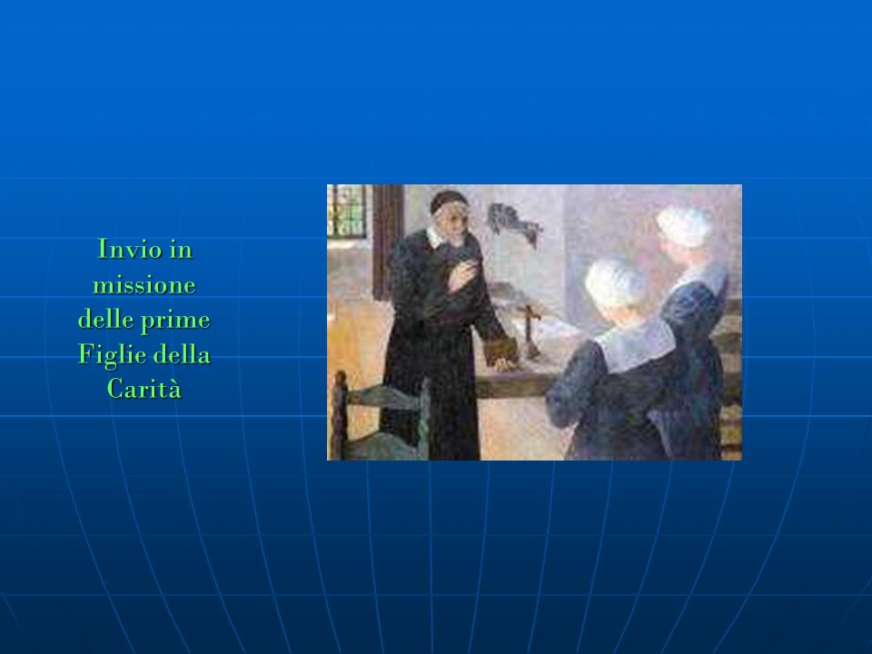 Amiamo Dio Con la forza delle nostre braccia, e col sudore delle nostre fronti San Vincenzo