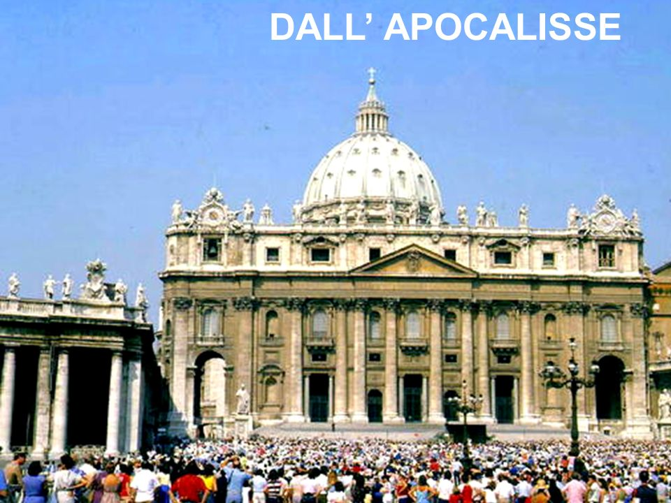 DALL APOCALISSE