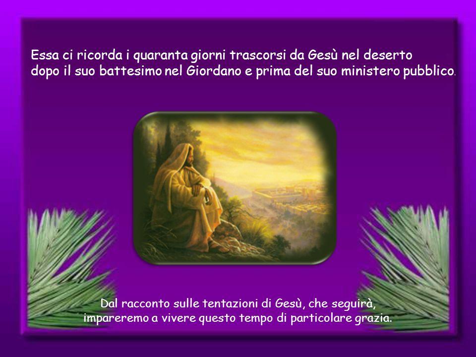 1 Allora Gesù fu condotto dallo Spirito nel deserto, per essere tentato dal diavolo.