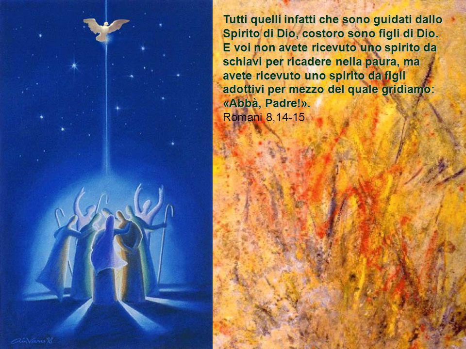 Dove uomini e donne invocano Dio sotto qualsiasi nome o lo cercano onestamente senza conoscerlo, lo Spirito Santo opera con la sua grazia per condurli alla luce piena del Cristo risorto.