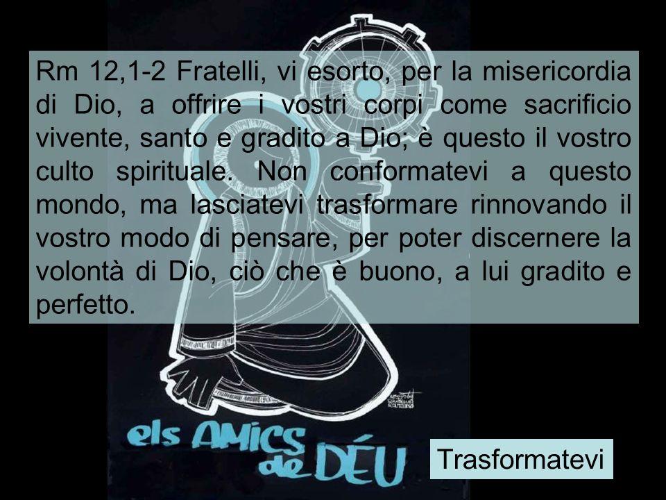 (segue) LETTERA AI ROMANI II PARTE 12-16 Dobbiamo amarci perché TUTTI siamo Figli di Dio e SALVATI Dopo avere contemplato la bontà di Dio nella 1a par