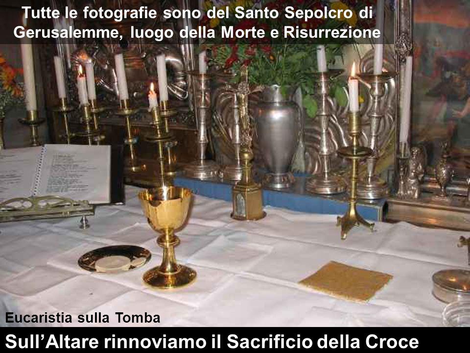 LEucaristia ci fa partecipare nel Mistero della Salvezza, per mezzo della CARNE e del SANGUE che Gesù offrì il Venerdì Santo sulla CROCE GESÙ È IL PAN