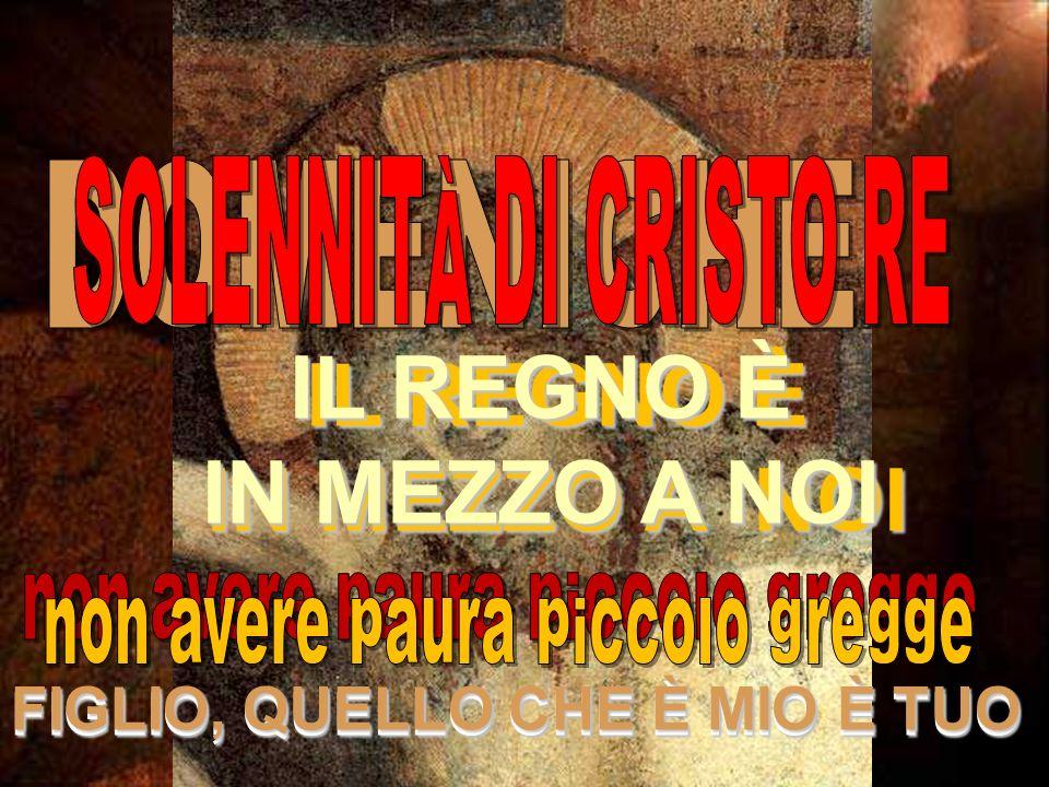 Laltro invece lo rimproverava dicendo: «Non hai alcun timore di Dio, tu che sei condannato alla stessa pena.