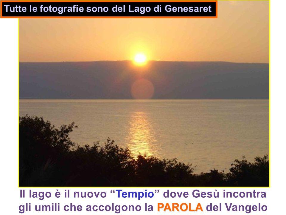 LlNIZIO del MINISTERO DI GESÙ in Luca (4,11- 9,50) viene illuminato dalla scena inaugurale a Nazareth MAR MEDITERRANI Gesù chiama dei collaboratori e