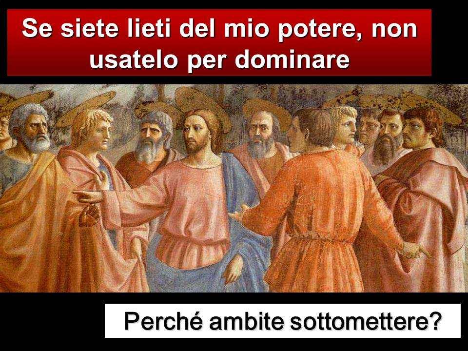 I settantadue tornarono pieni di gioia, dicendo: «Signore, anche i demòni si sottomettono a noi nel tuo nome». Egli disse loro: «Vedevo Satana cadere