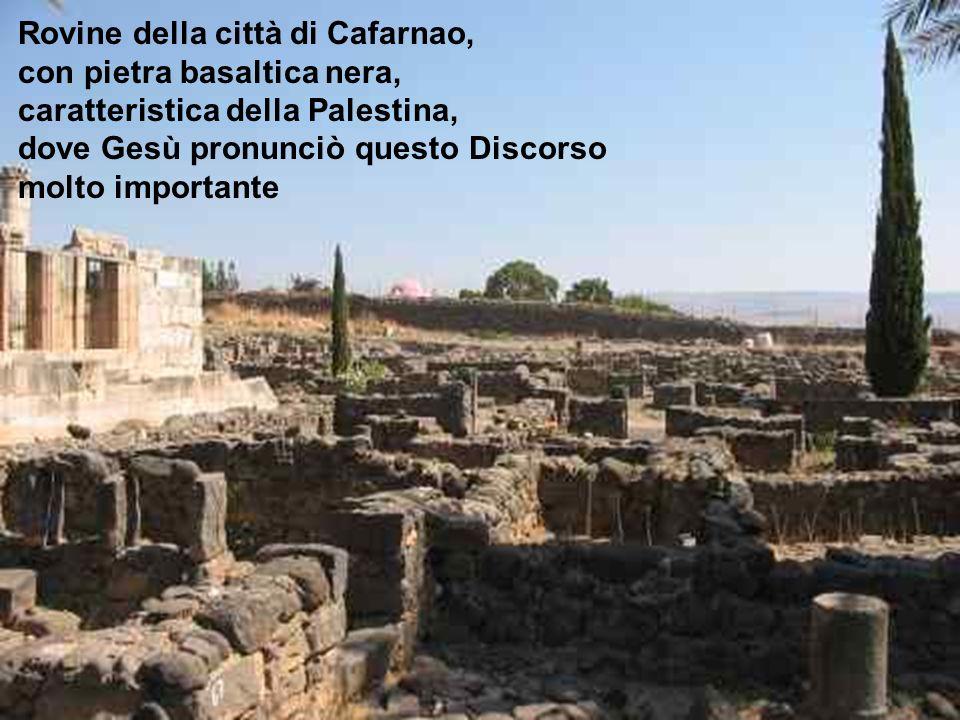DISCORSO sulla CHIESA 1 a PARTE A Cafarnao Gesù indica lo stile della Chiesa 1- I primi devono diventare SERVI (Dom scorsa) 2- Una Chiesa APERTA a tut