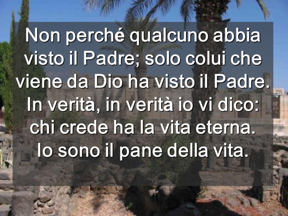Essendo ricco, Dio si fece povero, per insegnarvi da pari a pari S. Gregorio di Nazianzo Siete attenti?