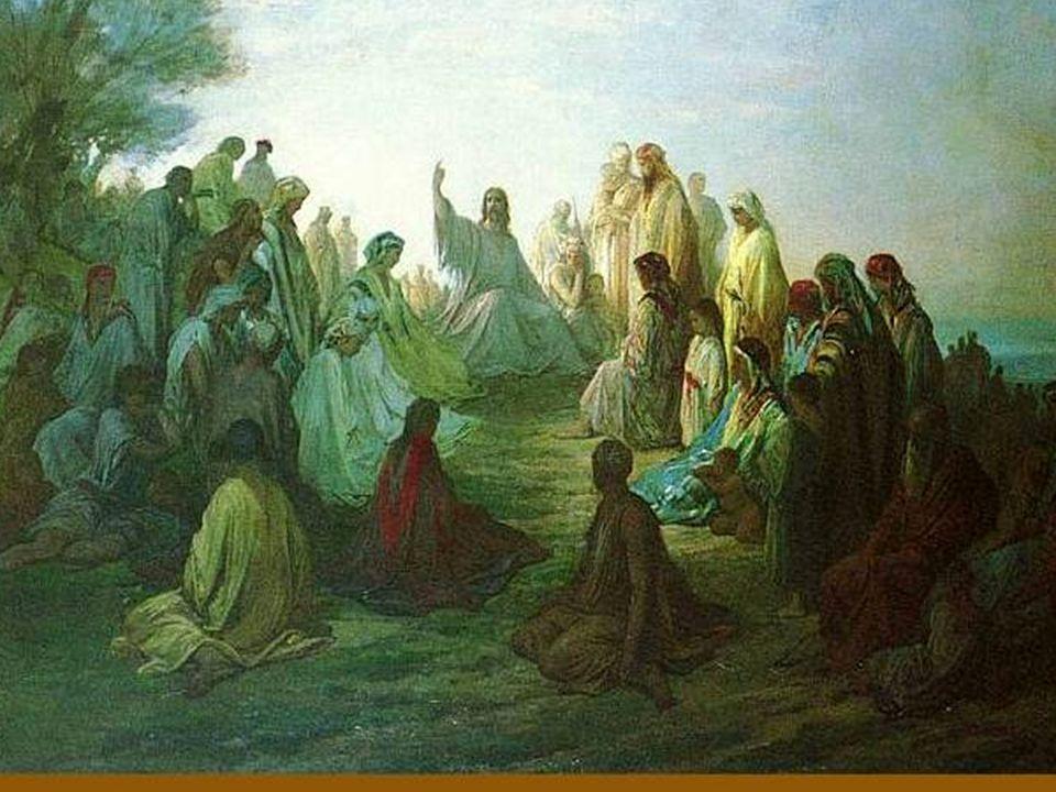 1In quel tempo, gli apostoli si riunirono attorno a Gesù e gli riferirono tutto quello che avevano fatto e quello che avevano insegnato.