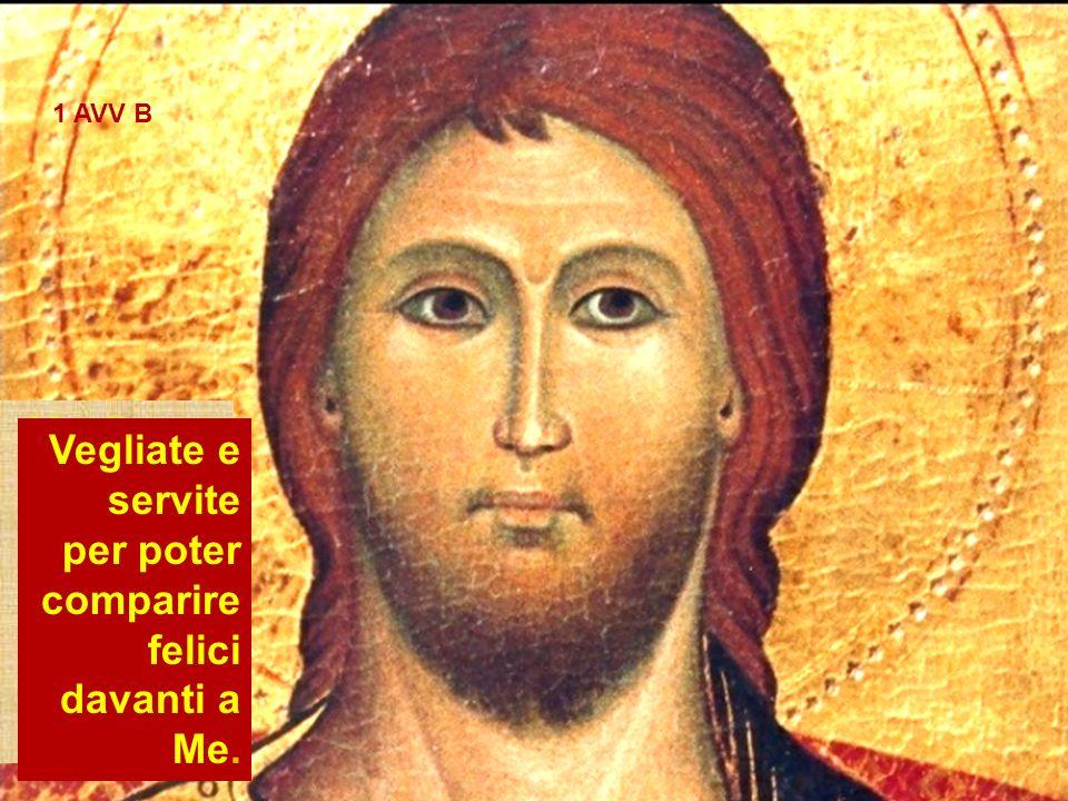 1 In quel tempo, Ges ù disse ai suoi discepoli: 2 « Fate attenzione, vegliate, perch é non sapete quando è il momento.