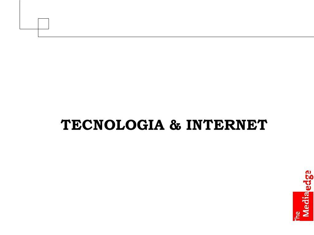 TECNOLOGIA & INTERNET