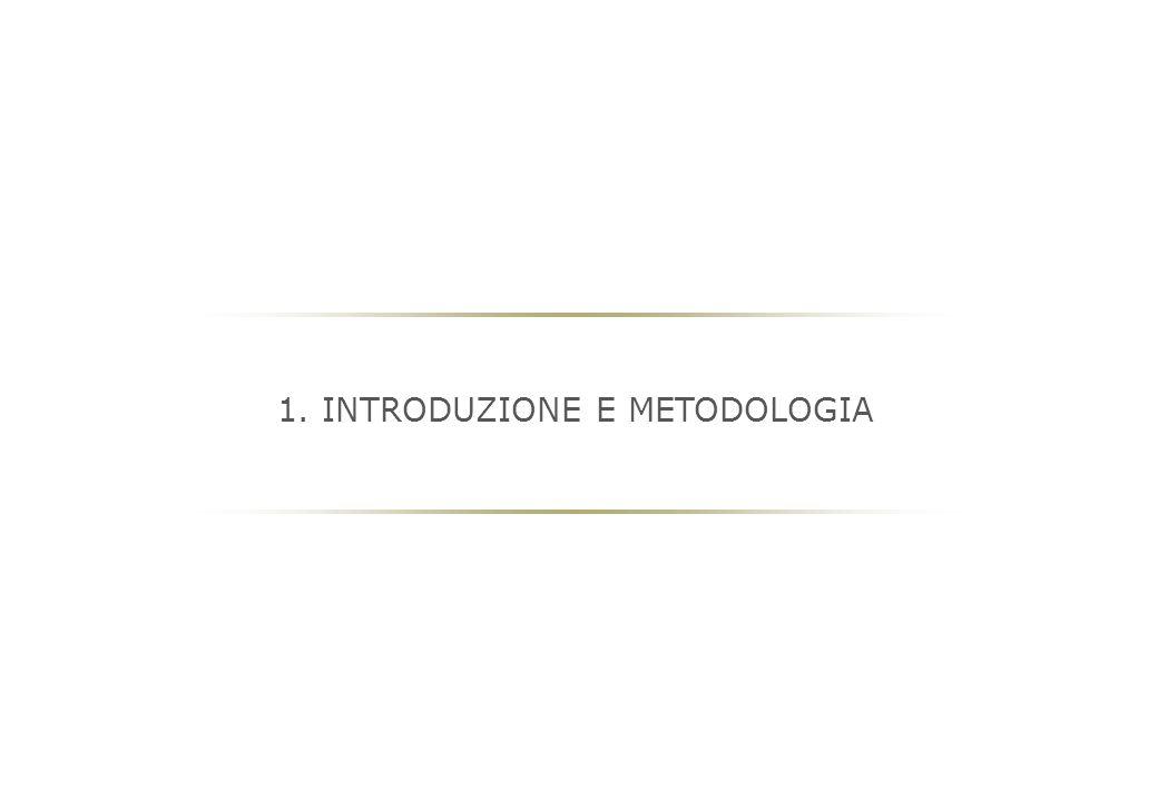 1. INTRODUZIONE E METODOLOGIA