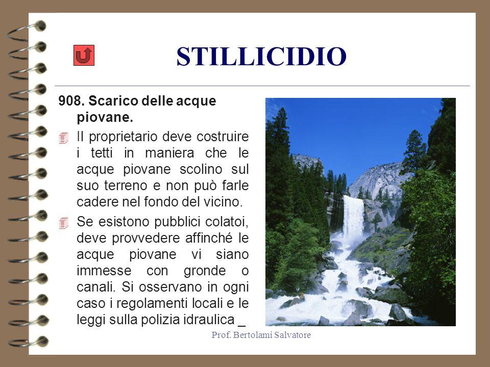 Prof.Bertolami Salvatore LUCI E VEDUTE 900. Specie di finestre.