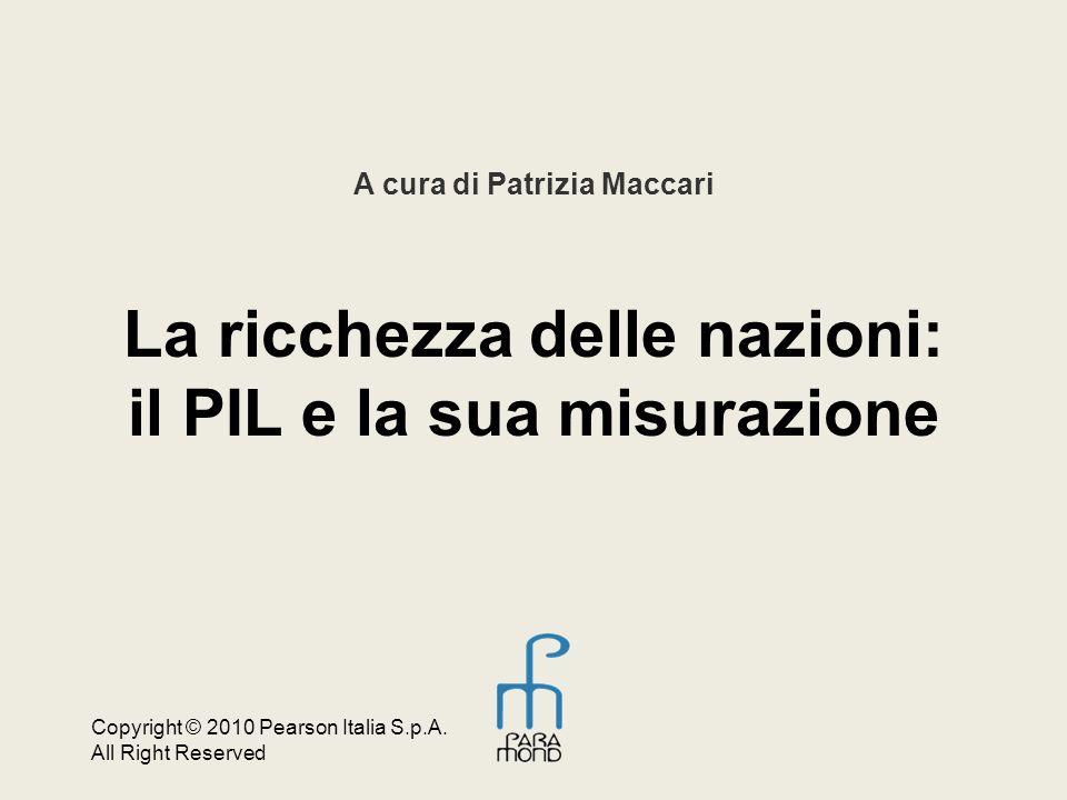 Copyright © 2010 Pearson Italia S.p.A.