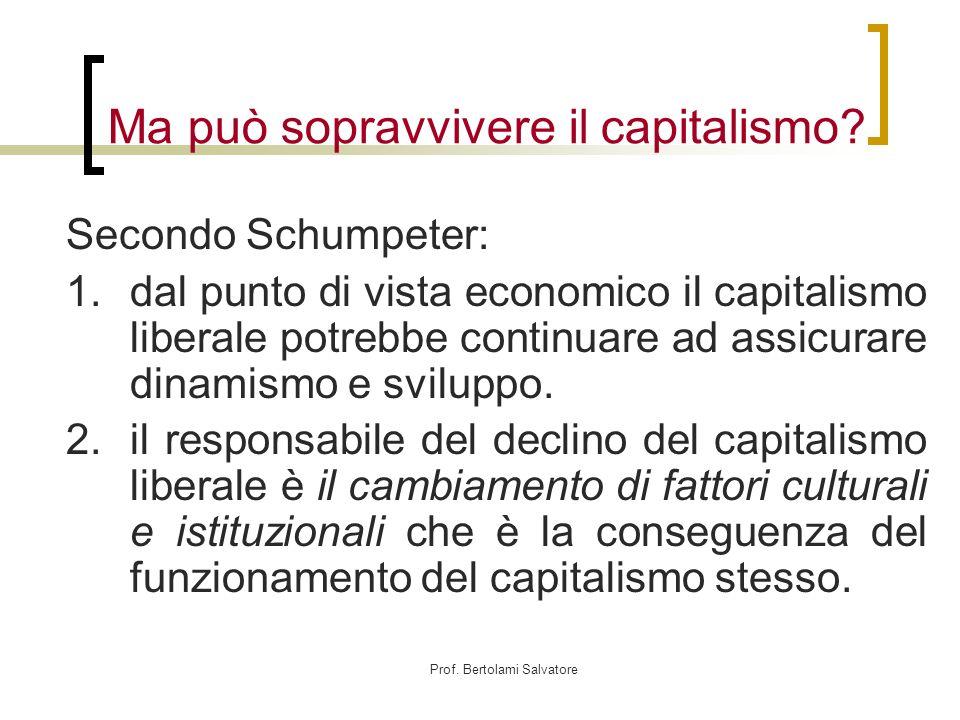 Prof. Bertolami Salvatore Business Cycles I
