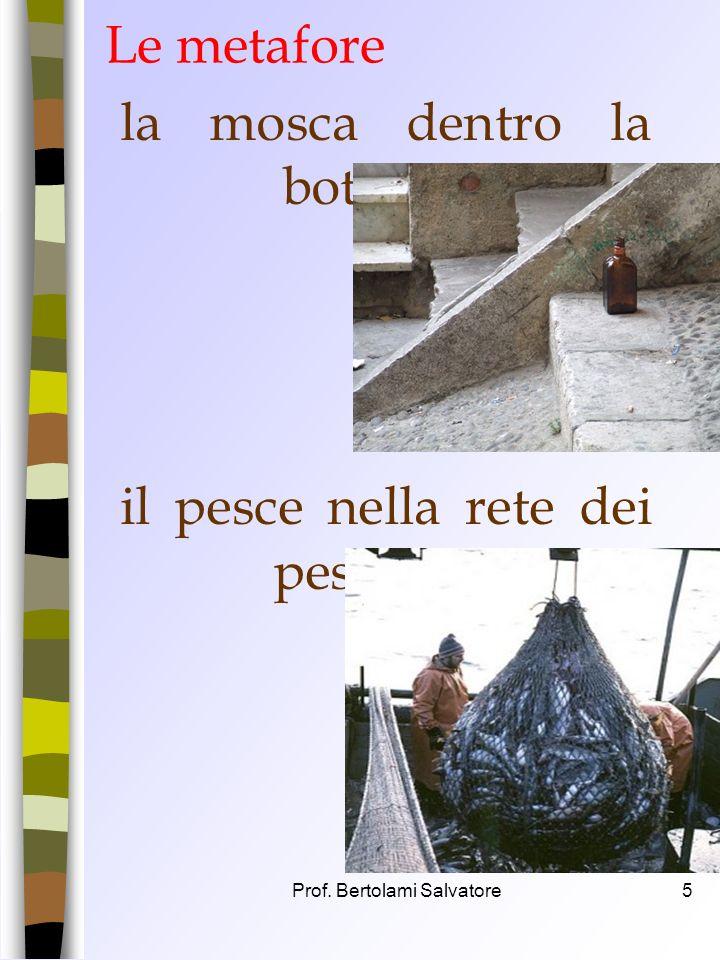 Prof. Bertolami Salvatore4 Bobbio paragona la condizione delluomo nella Storia a quella di un essere che si trova in un labirinto