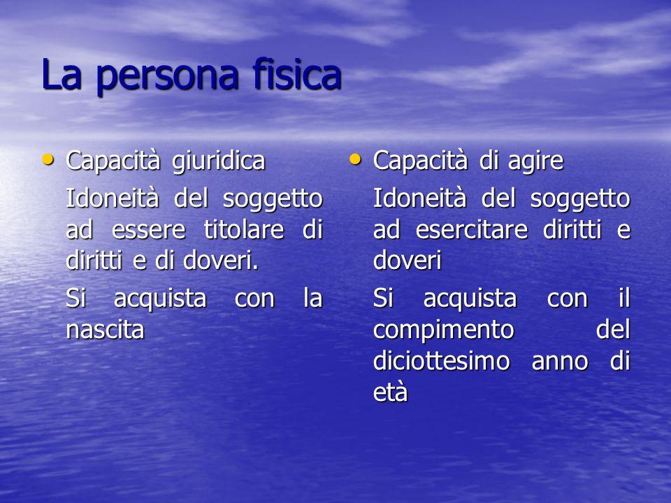 I diritti personali Diritto alla vita Diritto alla vita Diritto allimmagine Diritto allimmagine Diritto alla riservatezza Diritto alla riservatezza Tu
