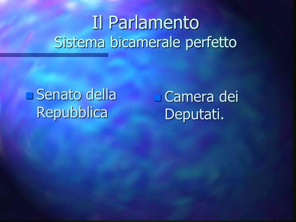 Funzione elettiva n Elezione del Presidente della Repubblica n Elezione di 1/3 dei membri della Corte Costituzionale n Elezione di 1/3 dei membri del Consiglio Superiore della Magistratura.