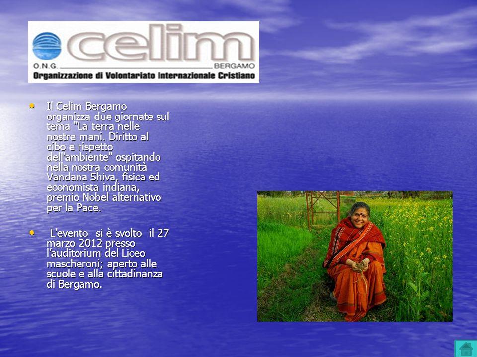 Il Celim Bergamo organizza due giornate sul tema