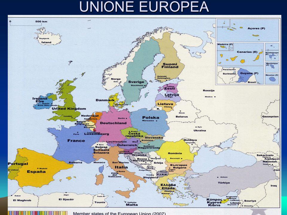 LE TAPPE DELLUNIONE EUROPEA 2009 Il Trattato di Lisbona (noto anche come Trattato di riforma) è il trattato redatto per sostituire la Costituzione eur