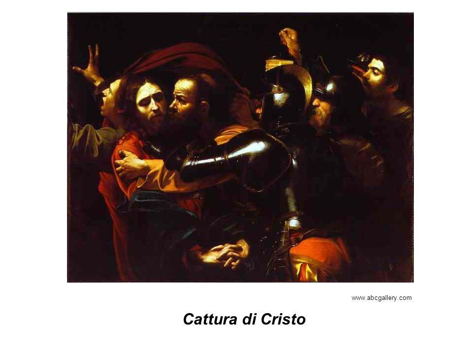 Cattura di Cristo www.abcgallery.com