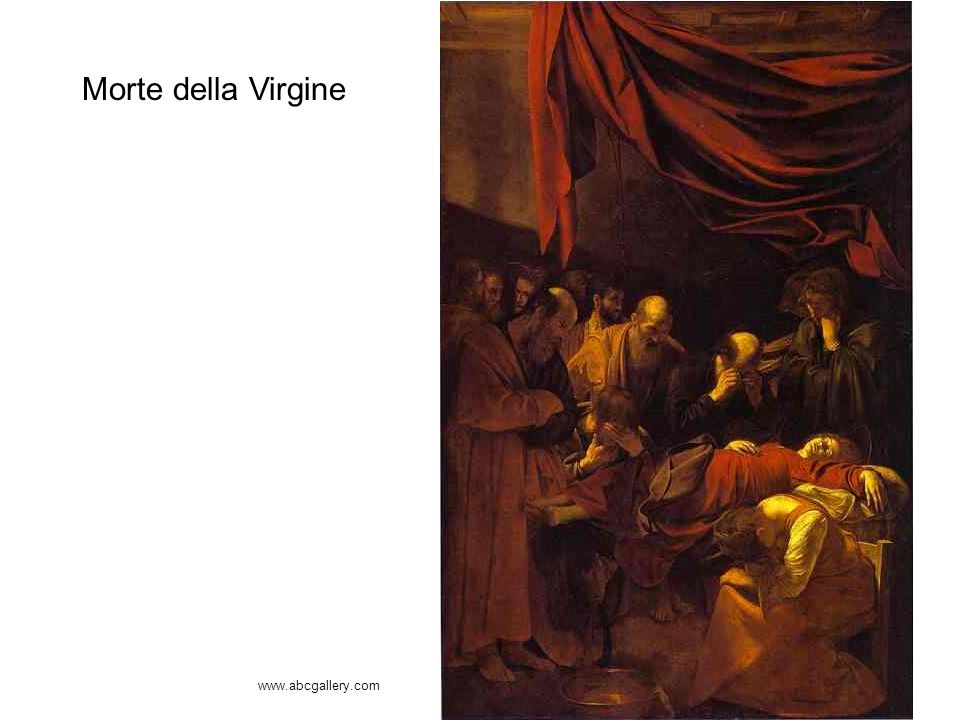 Morte della Virgine www.abcgallery.com