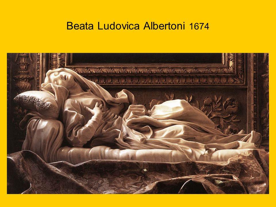 Beata Ludovica Albertoni 1674