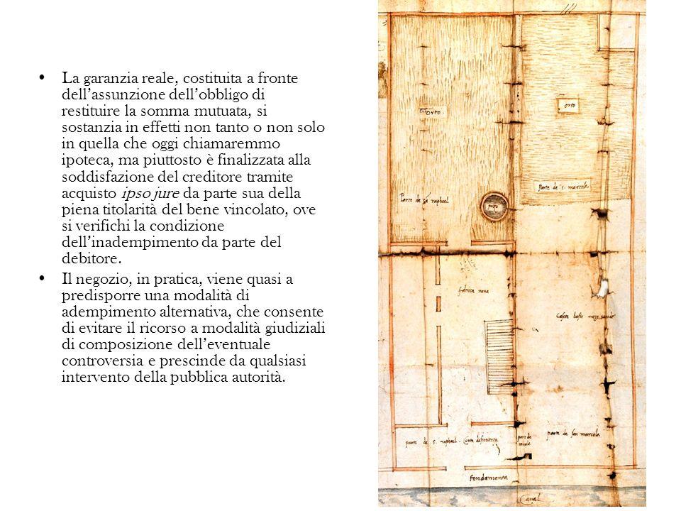 Prestito a cambio marittimo (PCT) Archivio di Stato di Venezia, San Zaccaria, busta 34 pergg.